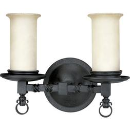 Progress P2753-80 Thomasville Lighting Two-light bath bracke