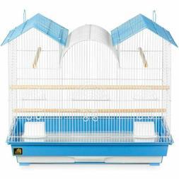 Prevue Hendryx Parakeet Triple Roof Flight Cage For Multiple