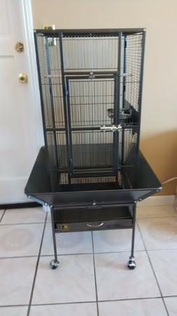 Prevue Pet Products Park Plaza Small Bird Cage