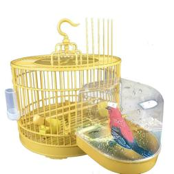 Parrot Bath Tub Bird Cage Accessories Bathing Tool Good For