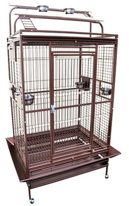 Kings Cages Parrot Bird 8003628 36x28x71 bird toy toys cages