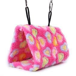 Vktech Parrot Bird Budgie Fluffy Warm Nest Shed Bedroom Susp