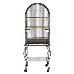 YML Parrot Cage, 2-Pound, Chrome