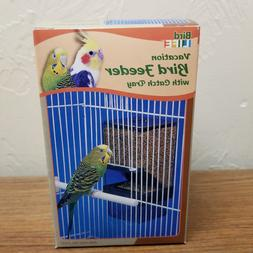 Penn Plax  Bird Feeder with Catch Tray
