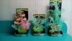 Penn Plax Glow Pods Aqua Plants: Small, Medium, or Large: Gl