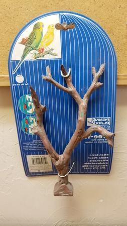 Penn Plax Perch Tree Top Medium 9.5 X 5 1/2 Inch. **Free Shi