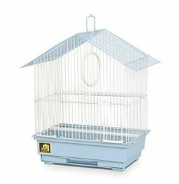 Prevue Pet Products 31996 House Style Economy Bird Cage, Blu