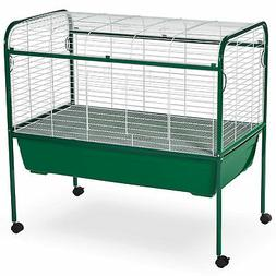 Prevue Pet Products Small Animal Cage with Stand 520 Green a