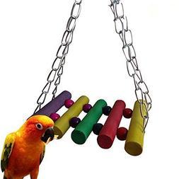 Vktech® Pet Bird Parrot Parakeet Budgie Cockatiel Cage Hamm