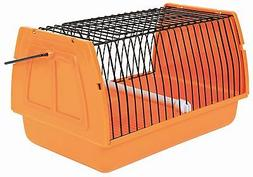 Pet Bird Plastic Transport Box for Small Birds & Small Anima