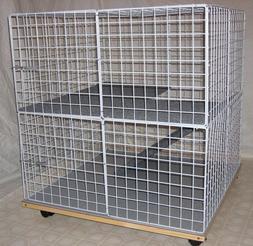 Pet Bunny Rabbit Condo cage - Indoor MINI-CONDO NEW house ho