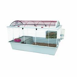 Large Pet Cage Rabbit Hutch Guinea Pig Ferret Chinchilla Sma