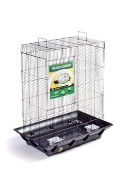 Prevue Pet Products Clean Life Flight Cage, Black