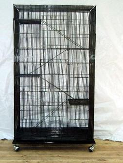"Extra Large Pet Products Flight Cage With Stand30""Length x 1"