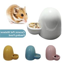 Pet <font><b>Bird</b></font> Feeder Feeding Bowl Hamster Hed