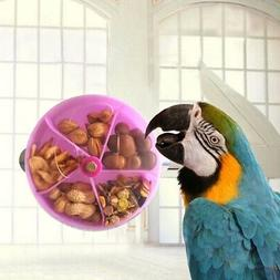 Pet Parrots Hunt Parrot Bird Cage Chew Feeder Foraging Intel