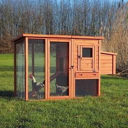 Trixie Pet Products Natura Chicken Coop, 173x105x77 cm - 559
