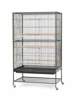 Prevue Hendryx Pet Products Wrought Iron Flight Cage Bird Ca