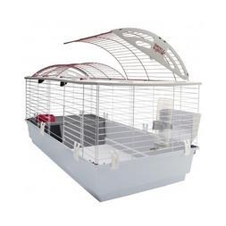 Pet Rabbit Habitat Cage Hutch Small Animal House Ferrets Chi