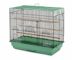 Prevue Pet Products SP1804-4 Flight Cage, GreenBlack