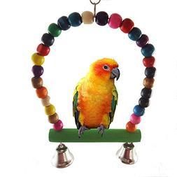 Pet Toy, Botrong Pet Bird Parrot Parakeet Budgie Cockatiel C