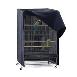 PONY DANCE Pets Product Universial Birdcage Cover Blackout &
