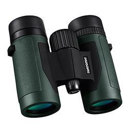 Wingspan Optics Pioneer 8X32 Compact Binoculars for Bird Wat
