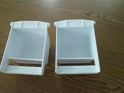 Plastic dish food/water Hoei replacement cup for bird cages
