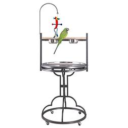 Hq Playstand, Stainless Steel Tray and Toy Hook, 1 Per Box,