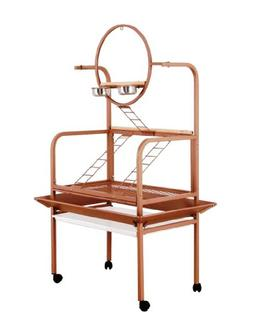 HQ Playstand with 3 Ladders and Big Ring, Black, 1 Per Box