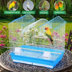 Portable Bird Cage Parrot Ferret Small Pet Rat Hanging Trave