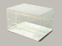 Prevue Pet Products PR00061 24 in. Flight Cage - White44; Bl