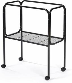 Prevue 446 Bird Cage Base Stand for Flight Cages  26 x 14-In