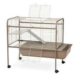 Prevue Hendryx Cage w/ Stand, 32 x 21.5 x 33. Rabbit Cage Fe
