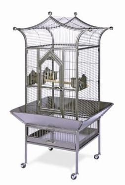 Prevue Hendryx Signature Series Royalty Small Bird Cage; Bla
