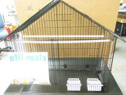 "Prevue Hendryx SP857 B/B Clean Life Cockatiel Cage ""NEW"""