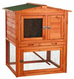 TRIXIE Pet Products Rabbit Hutch with Peaked Roof Small Smal