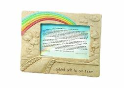 Grasslands Road Rainbow Bridge Picture Frame, 4 by 6-Inch