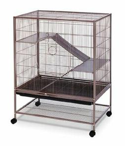 Prevue Rat and Chinchilla Cage 495 Earthtone Dusted Rose, 31