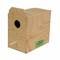 Reversed Love Bird Nest Box