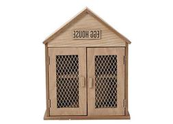 The Home Fusion Company Rustic Natural Brown Shabby Chic Woo