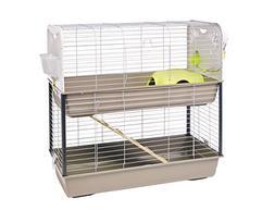 Lixit Animal Care Savic Caesar Rabbit and Guinea Pig 2-Tier