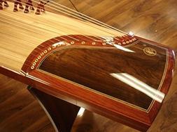 Scarlet Bird Zhuque Guzheng Model#010B 西安朱雀牌顶级