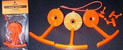 Songbird Essentials SEBCO430R Orange Replacement Perch