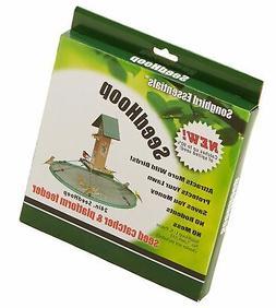 Songbird Essentials SEIA30024 Seed Hoop Seed Catcher & Platf