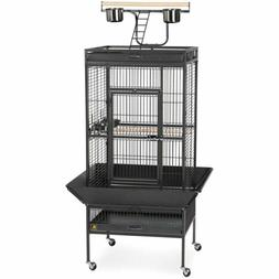 Signature Series Select Wrought Iron Cage - 24x20x60 - Finis