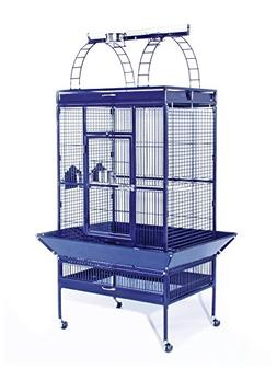 Signature Series Select Wrought Iron Cage - 30x22x63 Color: