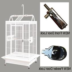 Kings Cages SLP 3426 Playpen Bird Cage 34X26X66 African Grey