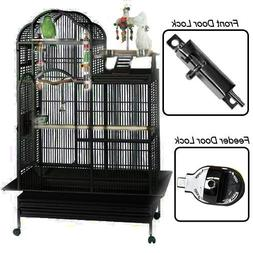 """King's Cages SLTPC4226 Parrot Bird Cage 1"""" and 5/8"""" Bar Spac"""
