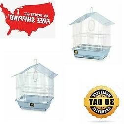 Small Birds Cage Prevue Pet Products 31996 House Style Econo